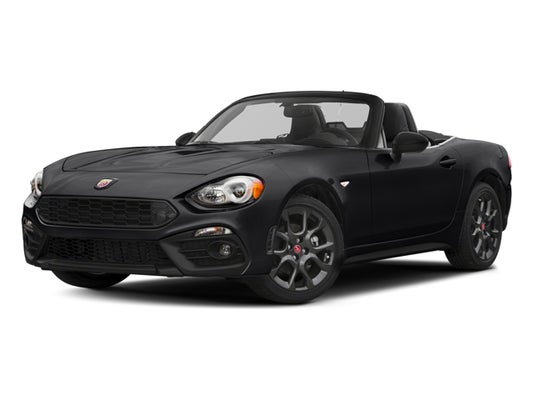 2017 fiat 124 spider elaborazione abarth convertible in mount vernon