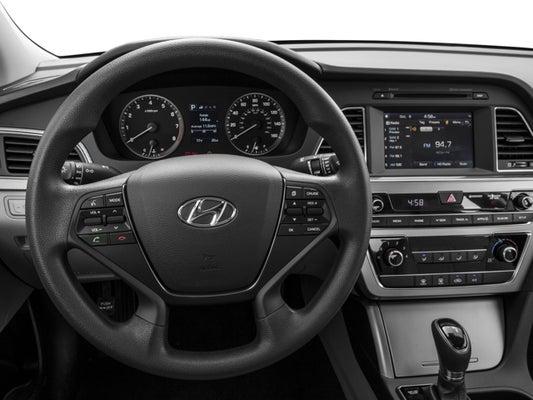 2017 Hyundai Sonata 2 4l In Mt Vernon Expressway Ford Of Mount