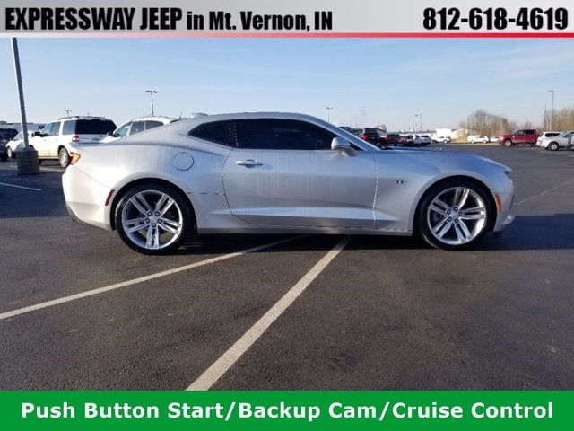 2016 Chevrolet Camaro 2lt For Sale Mount Vernon In Chevrolet Camaro 1g1fd1rs5g0185187