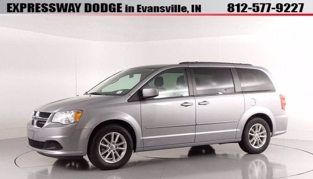 2016 Dodge Grand Caravan Sxt For Sale Mount Vernon In Dodge Grand Caravan 2c4rdgcg5gr380479