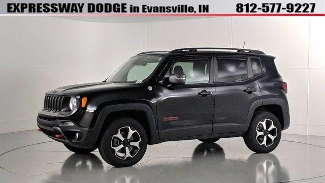 Jeep Renegade Trailhawk For Sale >> 2019 Jeep Renegade Trailhawk