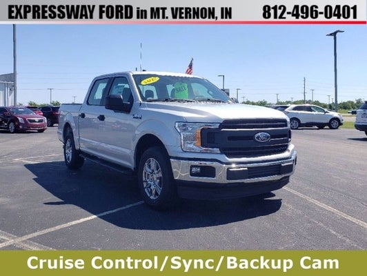 2019 Ford F-150 XL 2WD SuperCrew 5.5' Box F Wire Harness Control Steering Wheel on