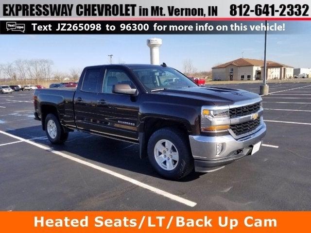 2018 Chevrolet Silverado 1500 Lt For Sale Mount Vernon In Chevrolet Silverado 1500 1gcvkrec0jz265098